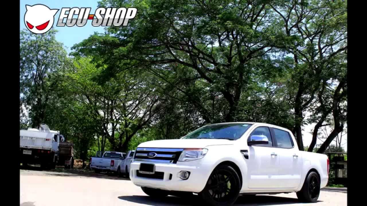 Ecu = shop ทดสอบกล่องยกหัวฉีดสำหรับรถ All New Ford Ranger ...