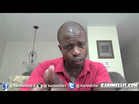 How Do I Know If I Should END the Relationship? – Motivational Speaker Karim R. Ellis