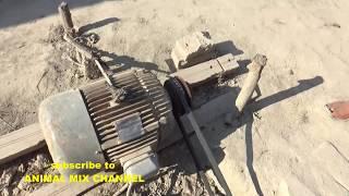 solar-system-tube-well-old-motor-15-hp-40-solar-penal-250-watt-07