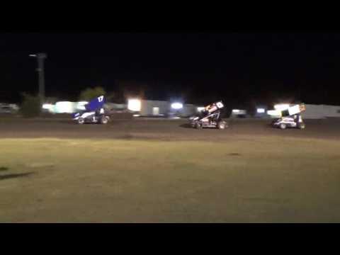Danny Merrell Superbowl Speedway 8 05 17