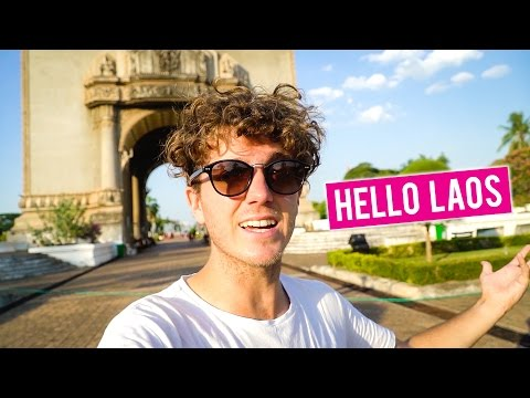 Leaving Malaysia to Laos