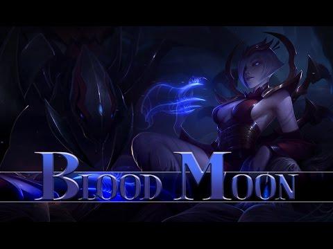 League of Legends: Blood Moon Elise (Skin Spotlight)