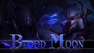 League of Legends: Blood Moon Elise (Skin Spotlight)