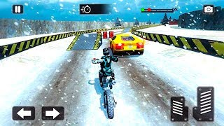 Car Vs Bike Race 3D: City Highway Road Racing - Gameplay Android game