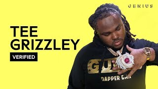 Tee Grizzley has always been focused on motivating those around him...