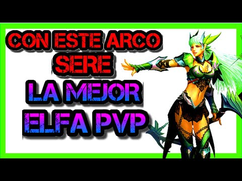 Mejores Arcos Armas De Fairy Elf High Elfa Items Full Harmony Y Socket Opcion  Mu Online LA Season 6