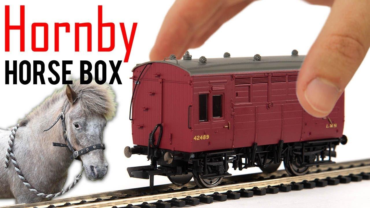 Hornby LMS Gauage Horse Box