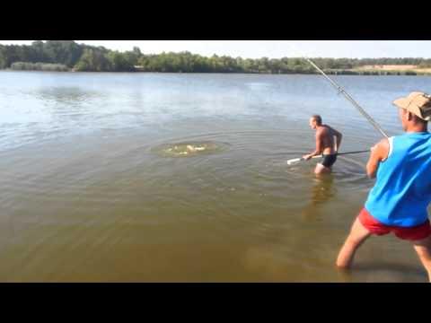 платная рыбалка в черниговской