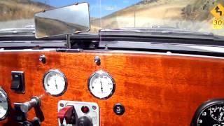 Mg Midget test drive