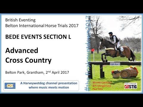 Belton Park International Horse Trials 2017: Advanced Cross Country