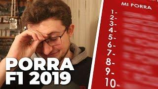 ¿Acerté la porra de la temporada 2019 de Fórmula 1? | Efeuno