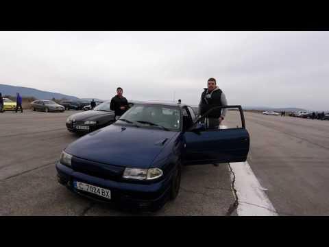 Opel Astra z20let 400+ Kondofrey Drag Challenge 5.3.2k17