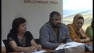 Презентация книги Хизри Махмудова (Дидойского) в Тарумовской библиотеке 1 часть