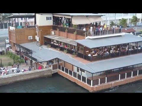Victoria Pier, Downtown, Kingston, Jamaica