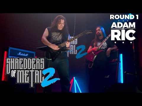 SHREDDERS OF METAL 2 | Episode 1: ADAM VS RIC episode thumbnail