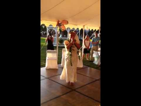 Hawaiian Wedding Song Hula Dance By Jean Lewis Jacques