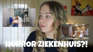 ONGELUK IN DISNEYLAND EN HORROR ZIEKENHUIS?! || STORYTIME || BEAU - TIFULL