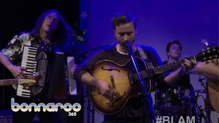 """So American"" - Portugal. The Man with ""Weird Al"" Yankovic on BLAM! LIVE 