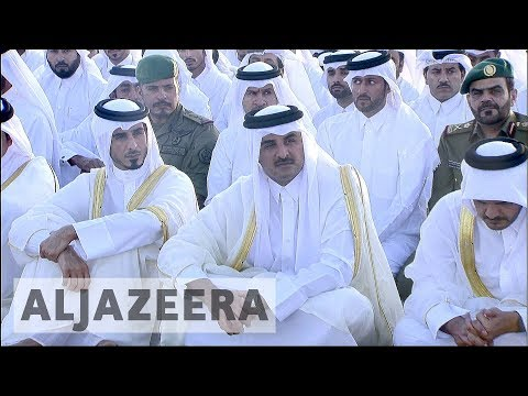 Thumbnail: Qatar faces embargoes as biggest regional diplomatic crisis in years escalates