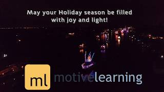 Happy Holidays from Motive Learning