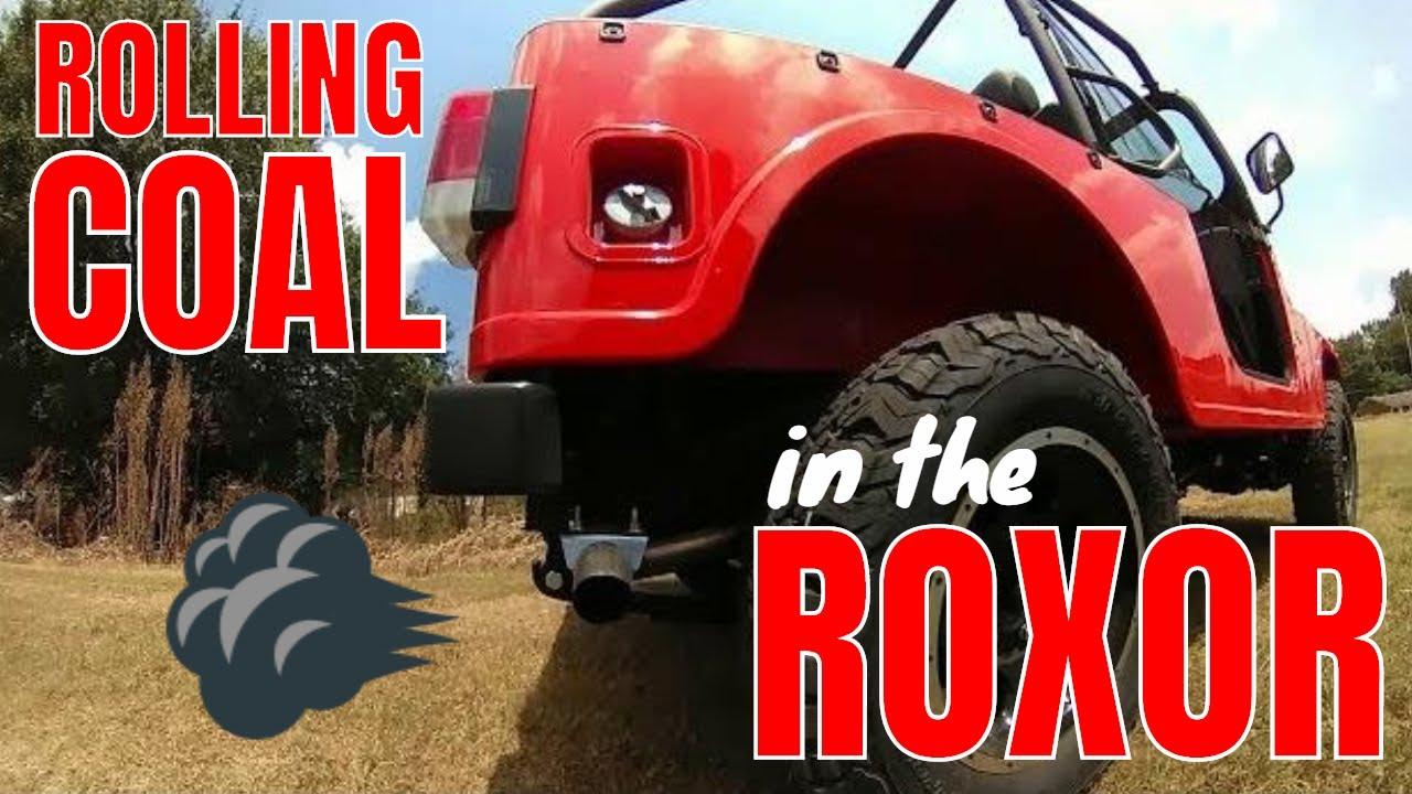 Rolling Coal in the ROXOR   HattiesburgCycles com