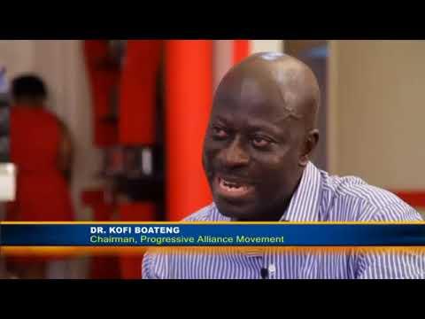 IS Ghana's Electoral Commission A JOKE