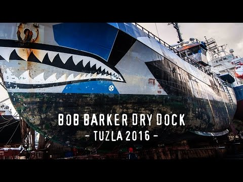Bob Barker Dry Dock, Tulza, Turkey, 2016
