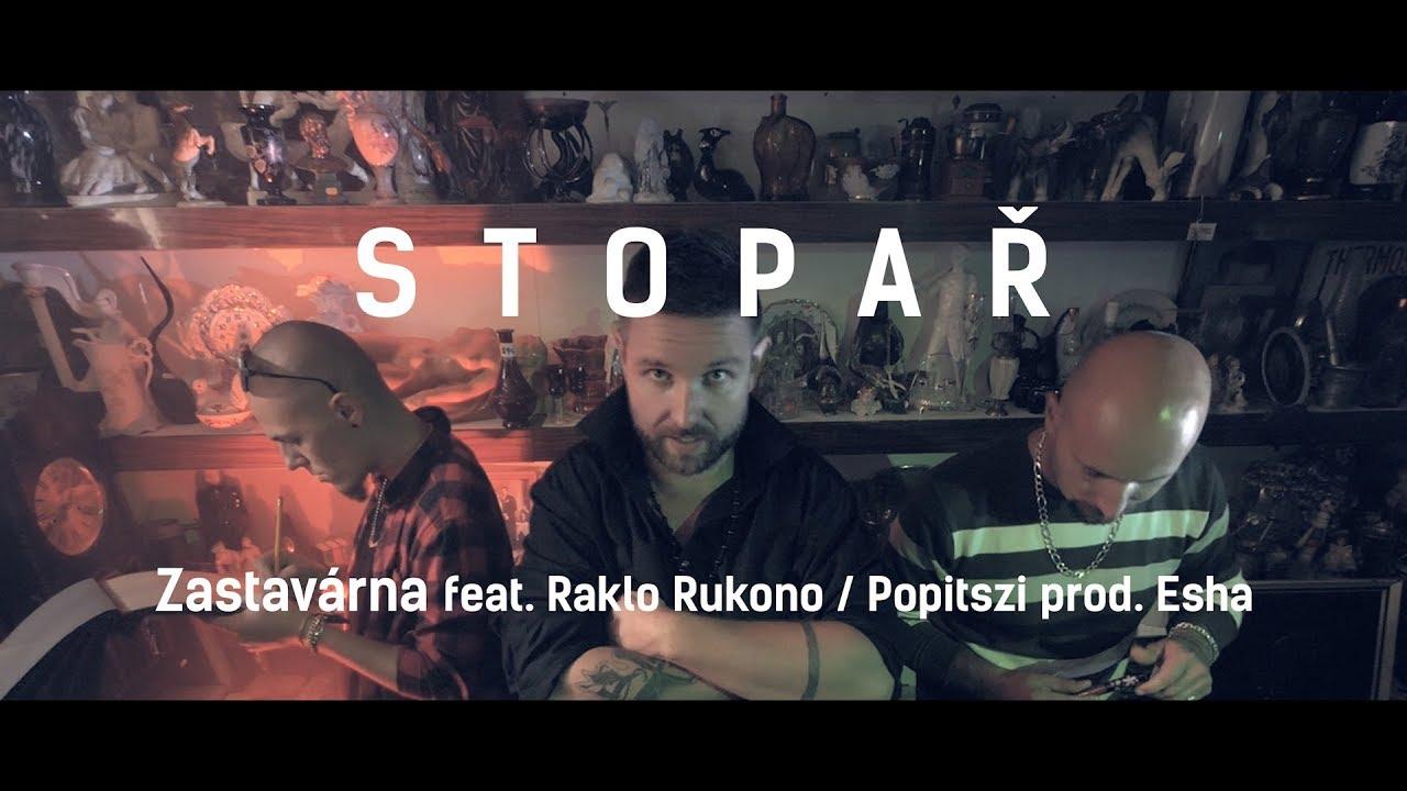 YOGA SPANK - ZASTAVÁRNA feat. RAKLO RUKONO / POPITSZI prod. Esha