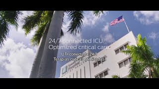 Programa eICU otimiza prestação de cuidados críticos | Philips Healthcare