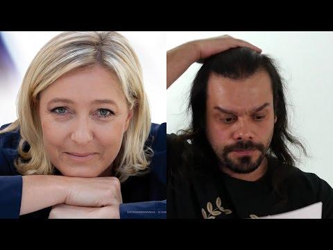 Programme Marine Le Pen 2017 (vidéo incomplète)