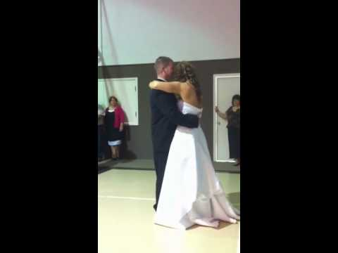 Levi and Ashlyn Cole  First Dance
