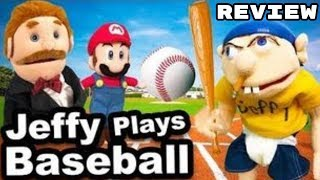 SML: Jeffy Plays Baseball! Review - Episode 376