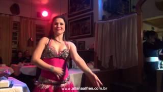 Dança do Ventre - Allana Alflen - Khan El Khalili 2015