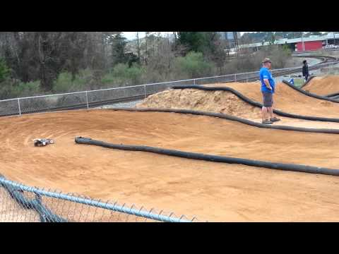 Old rc track at tnt speedway