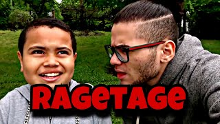 """MIND OF REZ """"RELAX DUDE"""" FUNNY MOMENTS + KAYLEN RAGETAGE (MONTAGE)  [HD]"""