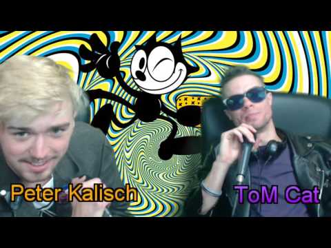 Peter Kalisch & ToM Cat  on PIXELATED SOMETHING CONTRAPTION 3