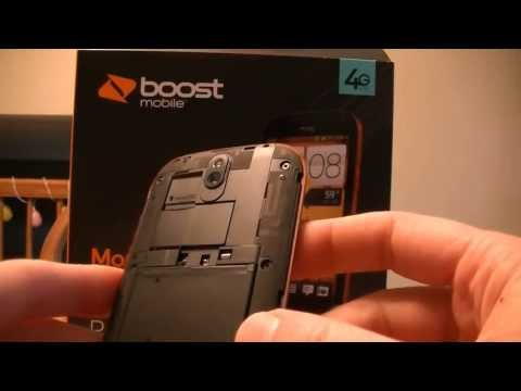 Boost Mobile HTC One SV Review