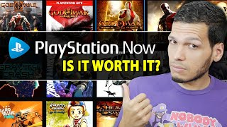 Playstation Now: Is It Worth It?? (stream And Download Playstation Games On Ps4 And Pc)