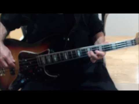 Stormy - Classics IV (Bass Cover)