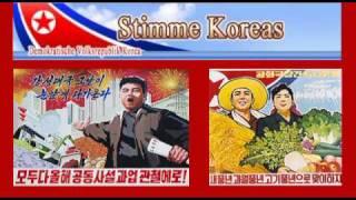 Stimme Koreas - Für die territoriale Integrität Palästinas