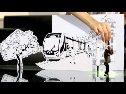 Acer Liquid Express : Le transport avec cityzi