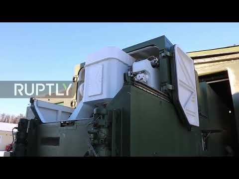 Russia: Cutting-edge laser weapon deployed by Russian army
