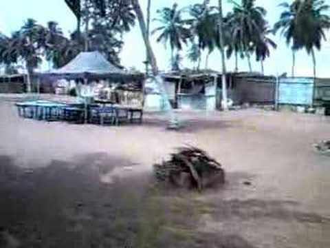 COCONUT BEACH LOME TOGO ( Afrique de l'ouest)  2 OF 3