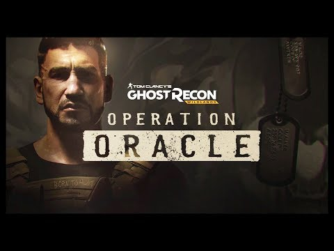 OPÉRATION ORACLE (Ghost Recon Wildlands)