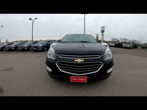 2017 CHEVROLET EQUINOX FWD LT - Used SUV For Sale - Hudson, WI