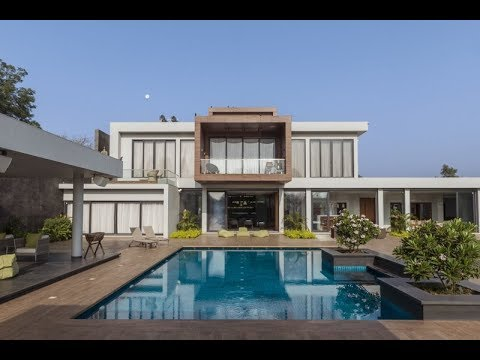 1.38 acre Ohana House in Vadodara by Atelier Design n Domain (ADND)