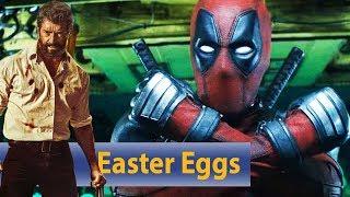Wolverine in Deadpool 2?  Easter Eggs und Geheimnisse in Deadpool 2  (Spoiler)