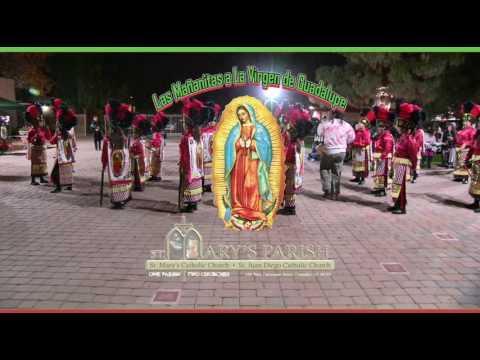 Mañanitas a La Virgen de Guadalupe (Parte 1)