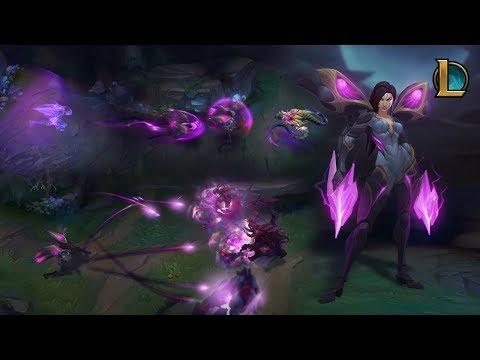 Expositor de campeones: Kai'Sa | Experiencia de juego - League of Legends