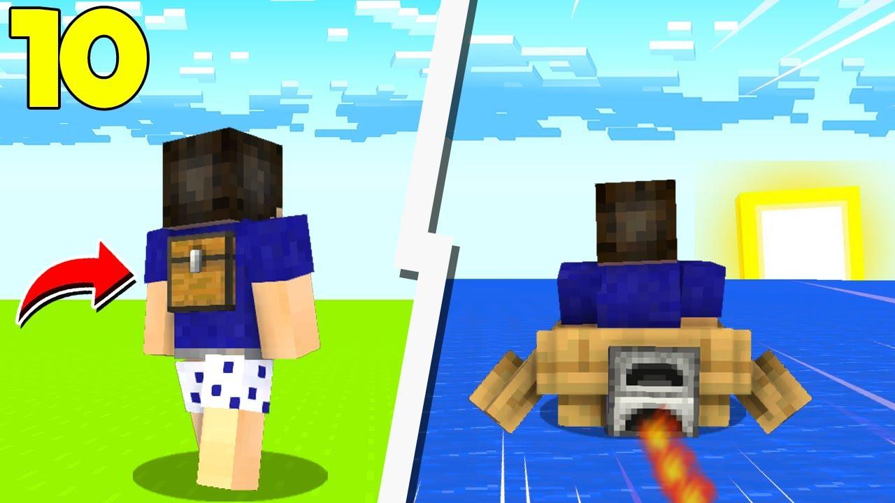 Download 😱10 Segredos dos BLOCOS que Você Não Conhecia no Minecraft